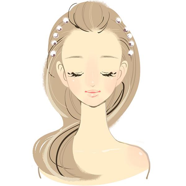 女性のための薄毛、抜け毛対策